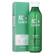 Гель-лосьон для проблемной кожи, Etude House <b>AC</b> Clean Up Gel ...