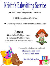 babysitting ads doc tk babysitting ads 22 04 2017