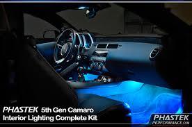 camaro ambient led interior lighting kit footwell light kit dome trunk led lights fits all 2010 2011 2012 2013 2014 2015 camaro models ambient interior lighting