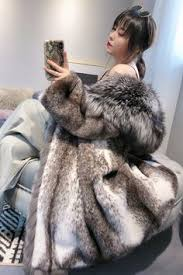 <b>2019</b> 的 <b>2019 New imported</b> Womens Fox <b>Fur</b> Coat Fashion Long ...