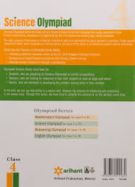 science olympiad for class 4th amazon in arihant experts books
