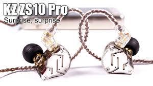 <b>KZ</b> ZS10 Pro <b>earphones</b> review - YouTube