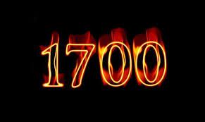 「1700」の画像検索結果