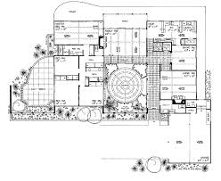 Spanish revival  House plans and Spanish on PinterestFloor Plans AFLFPW Story Spanish Home   Bedrooms  colonial revival house plans