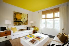 living room ceiling colors