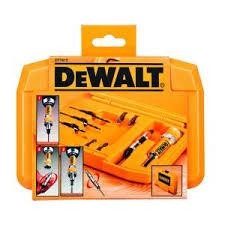 Купить DEWALT DT7612 <b>набор пилотных сверл</b> с зенкерами ...
