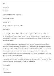 sample termination letter template word ht0vk1kd early lease termination letter template