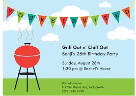 barbecue invite template com bbq picnic invitation template