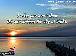 I Miss You More Than Love Failure Quotes Images | QuotesAdda.com ...