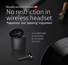 <b>Bluedio Hi</b> wireless <b>tws</b> earbuds bluetooth earphone stereo sport ...
