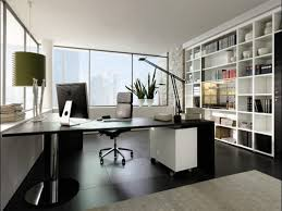 home office chic interior with white modern design ideas and architecture hd pertaining to industrial chic office design