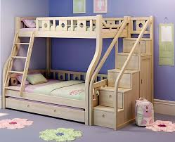 bunk bed with desk and stairs for girls bunk beds stairs desk