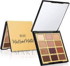 <b>Палетка теней</b> для век - <b>Milani</b> Eyeshadow Palette – купить с ...