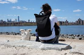 Image result for girl on vacation with backpack