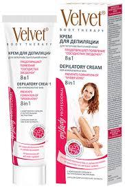 <b>Velvet Крем для депиляции</b> 8 в 1 для гиперчувствительной кожи ...