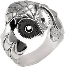 Серебряное <b>кольцо</b> ''Сова'' <b>ФИТ 51451</b>-<b>f</b> — купить в AllTime.ru ...