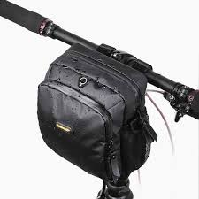 RHINOWALK 4L <b>Bicycle Handlebar Bag</b> Full Waterproof Folding ...