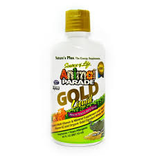 Nature's Plus <b>Source of Life Animal</b> Parade Gold Liquid