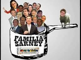 Resultado de imagem para família sarney charge