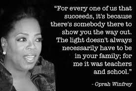 Mentor Quotes From Oprah. QuotesGram via Relatably.com