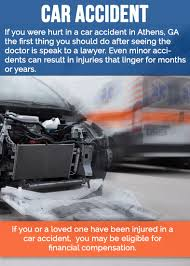 Athens Car Accident Lawyer & Auto Wreck Attorney in Athens, GA