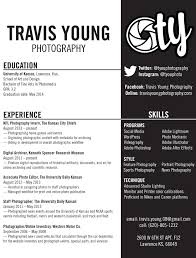 travis young photography cv view printable resume here