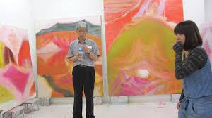 「東京・世田谷美術館長の酒井忠康」の画像検索結果