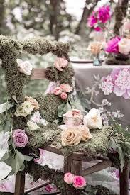 flowers wedding decor bridal musings blog: flower filled woodland wedding inspiration cristina rossi photography bridal musings wedding blog