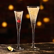 OUSSIRRO <b>Lead free</b> Crystal <b>Glass Champagne</b>/Cocktail flutes ...
