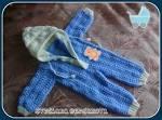 Вязание комбинезона для мальчика от виорики