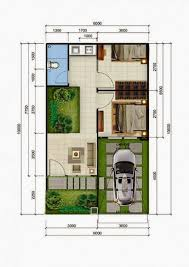 bentuk rumah sederhana type 36: Contoh gambar desain rumah minimalis type 36 terbaru rumah