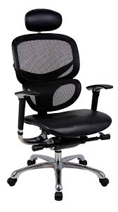 bedroomappealing all mesh office chair chairs used phoenix with lumbar support brown back and bedroomappealing real leather office chair