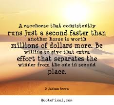 Racehorse Quotes. QuotesGram via Relatably.com