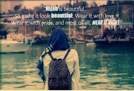 Image result for im wearing the hijab because