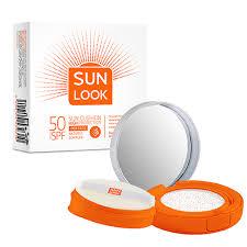 Купить <b>Кушон для лица</b> `SUN LOOK` солнцезащитный SPF-50 в ...