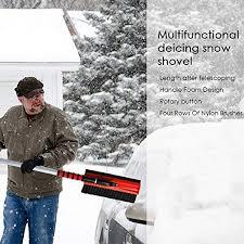 auto snow remover multifunctional retractable shovel ... - Amazon.com