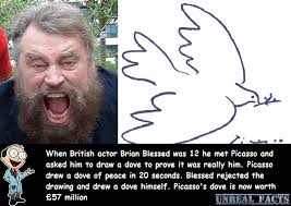 Brian Blessed Quotes. QuotesGram via Relatably.com