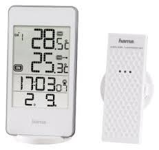 Метеостанция <b>HAMA EWS</b>-<b>840</b> — купить по выгодной цене на ...