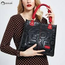 <b>Hot</b> ZOOLER <b>2019 NEW luxury handbags</b> woman <b>bags designer</b> ...