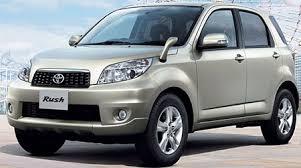 Harga Mobil Toyota Rush Ter-update