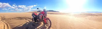Stop Honda Africa Twin CRF1000L helmet vibrations / buffeting
