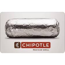 Chipotle Gift Card (email Delivery) : Target