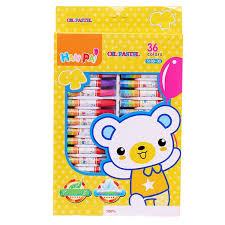 Buy 1 <b>Set</b> Students Crayon Non-toxic Hexagonal <b>Painting</b> Supplies ...