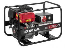 <b>Бензиновый генератор Honda ECT7000K1</b> купить в Санкт ...