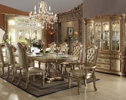 Dining Room Decoration Gold Dining Room Table Dcuopost