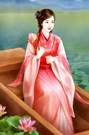 Прекрасны благородные черты... Китайская <b>живопись</b> ...