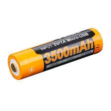 <b>Аккумулятор 18650 Fenix 3500U</b> mAh с разъемом для USB оптом ...