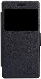<b>Чехол</b>-<b>книжка Nillkin Fresh</b> Series для Lenovo Vibe X2 black ...