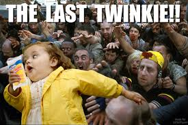 The Last Twinkie | Chubby Bubbles Girl | Know Your Meme via Relatably.com