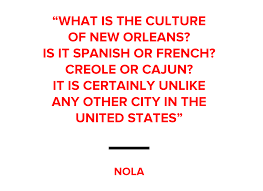 street etiquette all of these different facets of nola culture make perfect sense when you take into account the multitude of various cultures peoples interlinking such as